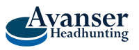 Avanser Headhunting finance recruitment logo